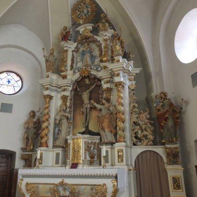Kirchenaltar, Brehme