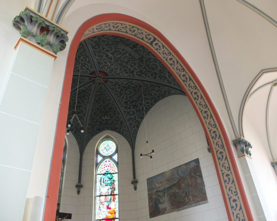 Etzelsbach, Wallfahrtskirche