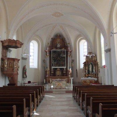 Breitenbach, Kirche St. Margaretha