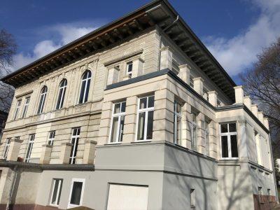 Nordhausen, Historische Fassade (Privatgebäude)