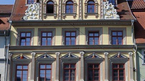 Erfurt, Kunsthalle - Haus zum Roten Ochsen