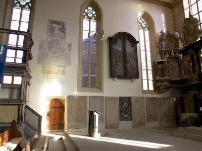 Arnstadt, Oberkirche
