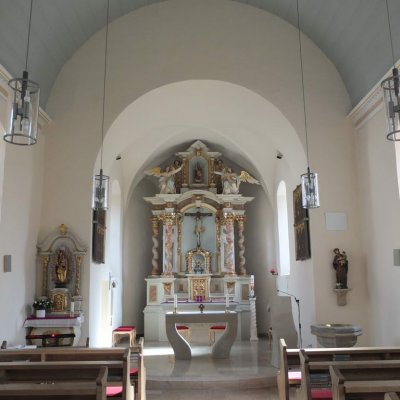 Breitenholz, Kirche St. Marien