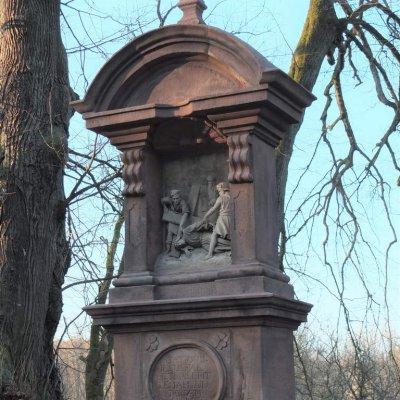 Dingelstädt, Kloster Kerbscher Berg – Stationsweg