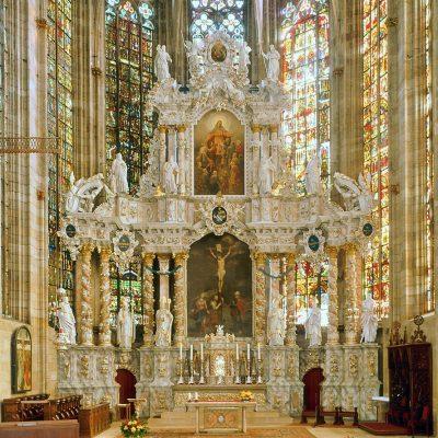 Erfurt, Dom St. Marien – Hoher Chor