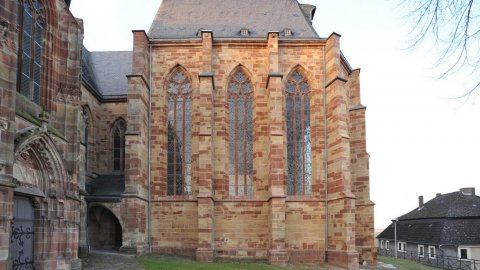 Frankenberg (Eder), Liebfrauenkirche