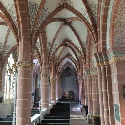 Fritzlar, Dom St. Peter in Ketten