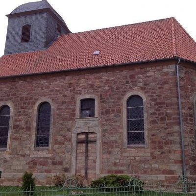 Großtöpfer, Evangelische Kirche