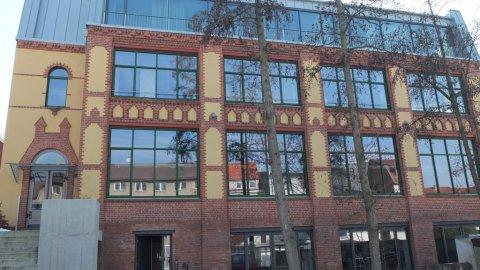 Heilbad Heiligenstadt, Denkmalgeschütztes Industriegebäude (ehem. Druckerei)