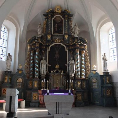 Helmsdorf, Kirche St. Peter und Paul