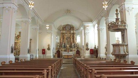 Kirchworbis, Kirche St. Martin