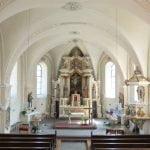 Kreuzebra, Kirche St. Sergius und Bacchus