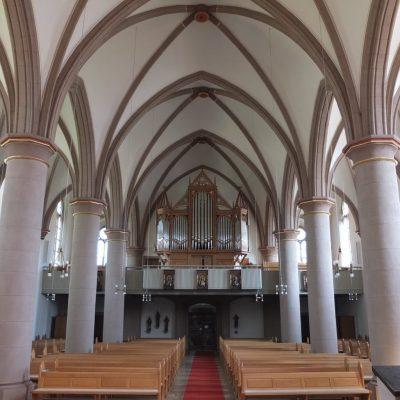Leinefelde, Kirche St. Maria Magdalena