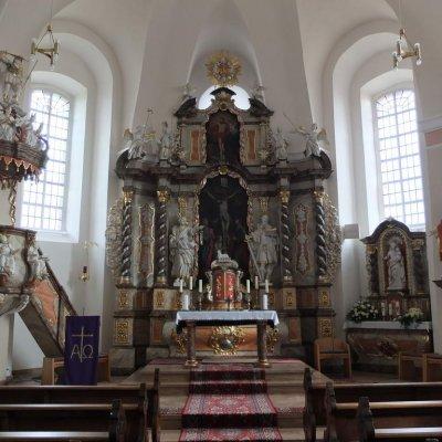 Reinholterode, Kirche St. Peter in Ketten