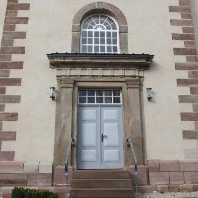 Gleichen, OT Rittmarshausen, Evangelische Kirche