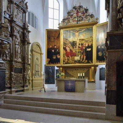 Weimar, Stadtkirche St. Peter und Paul (Herderkirche)
