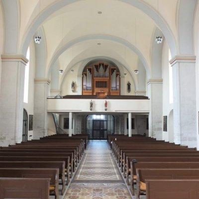 Worbis, Stadtkirche St. Nikolaus