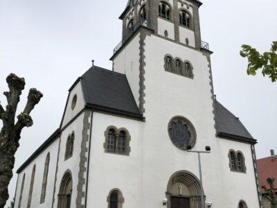 Marsberg, OT Meerhof, Kirche St. Laurentius