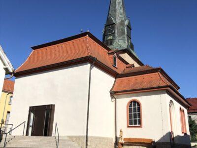 Dingelstädt, Kirche St. Marien